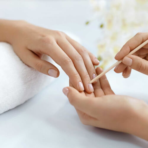 Hands and Feet Manicure Beauty Services