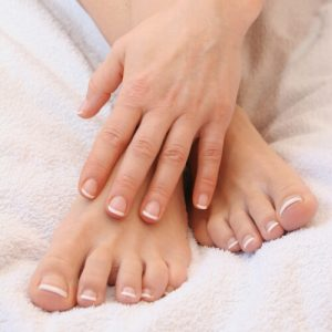Hands and Feet Salon Services